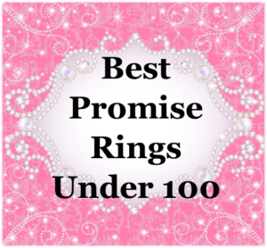 Best Promise Rings Under 100